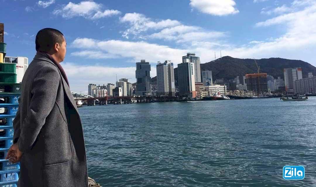 Chỉ tịch Trần Nhật Minh ngắm nhìn Hàn Quốc