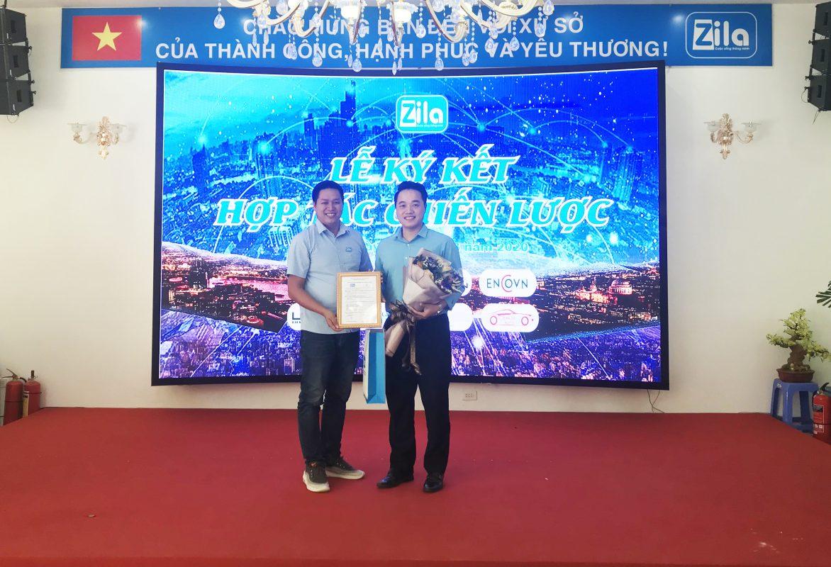 Ký kết hợp tác giữa Zila Vietnam và Thành Tín