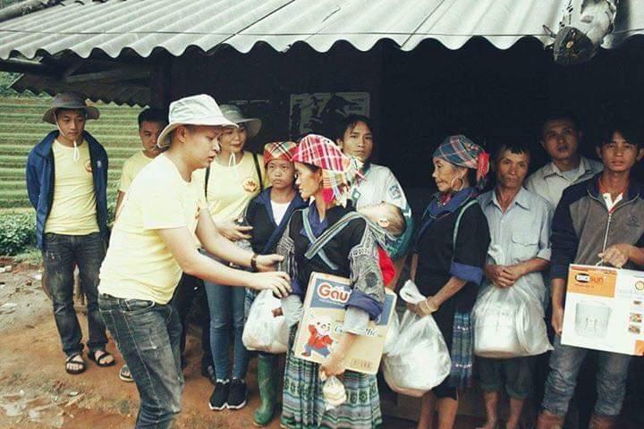 Zila VIetnam Triệu Tấm Lòng Vàng