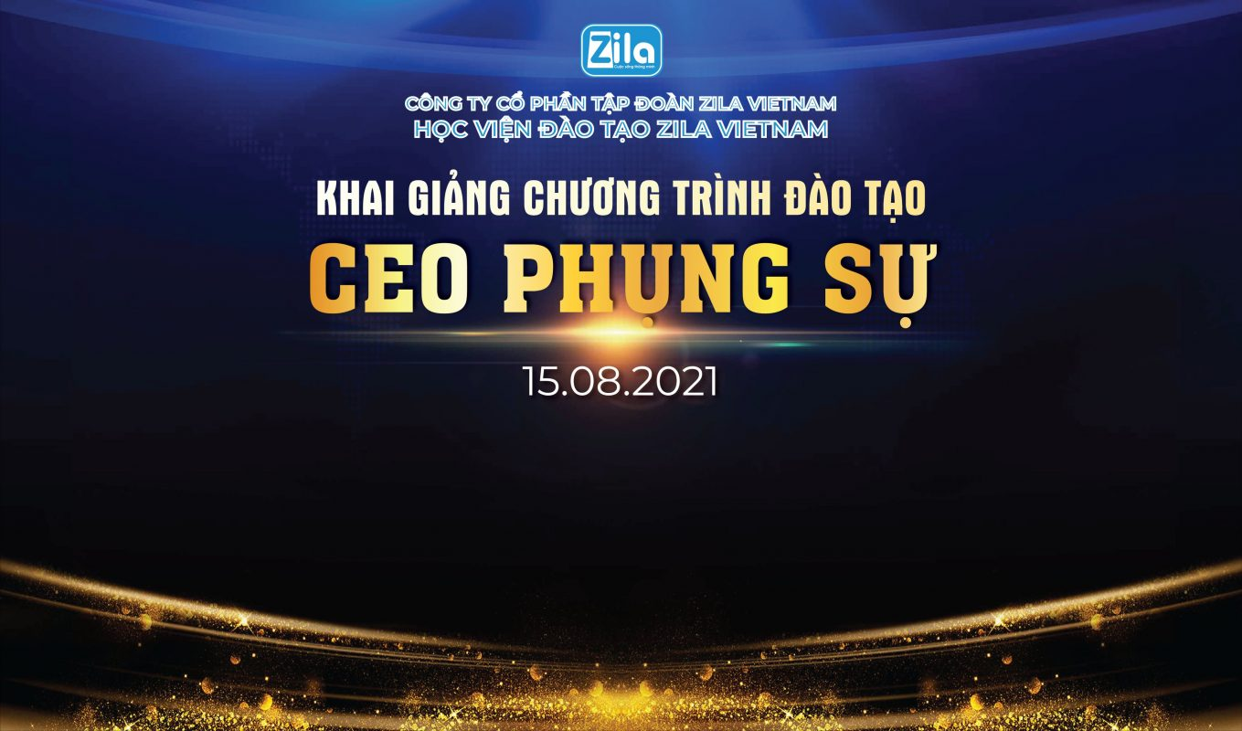Khai giảng chuong trinh dao tao CEO Phung su