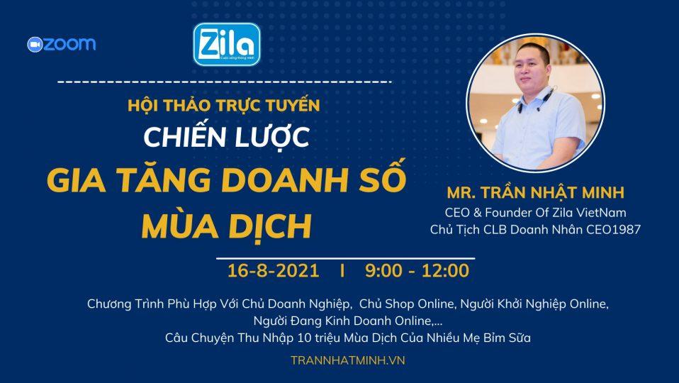 hoi thao gia tang doanh so mua dich zila vietnam